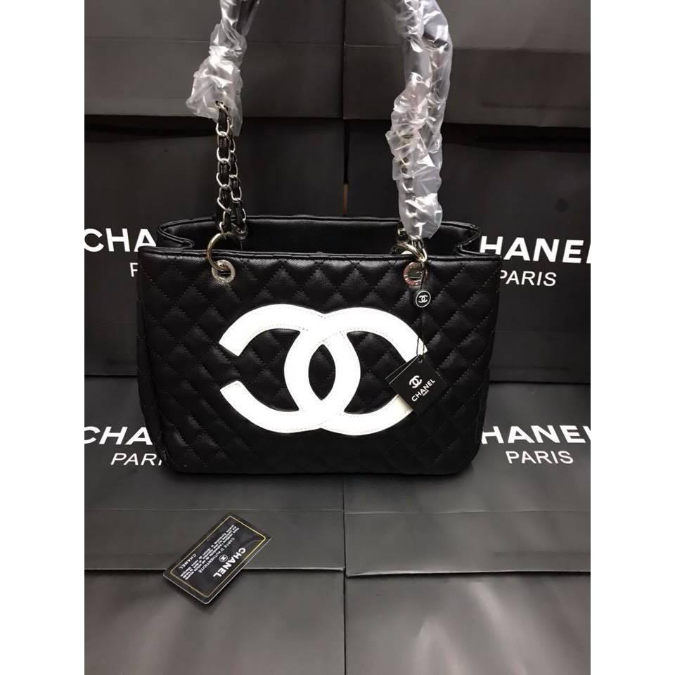 f46dbf6f332983 JCC Chanel GST shopping bag replica bestseller | Shopee Philippines