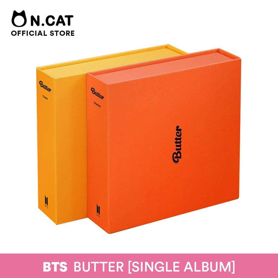 N.Cat BTS – Butter Album