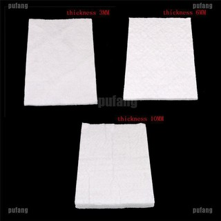 Super Light Silica Aerogel Insulation Hydrophobic Mat Lightest Solid 200x150 HO