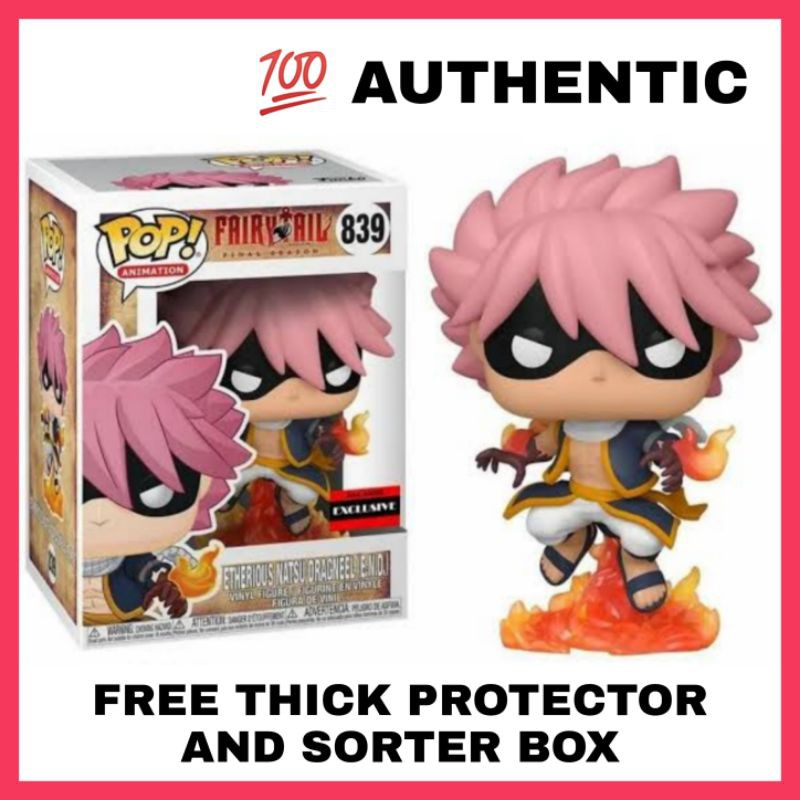 Funko Pop E.N.D. ***PRE-ORDER*** Etherious Natsu Dragneel Fairy Tail