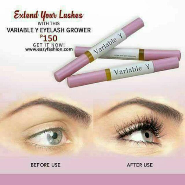 Variable Y Eyelash Grower Shopee Philippines