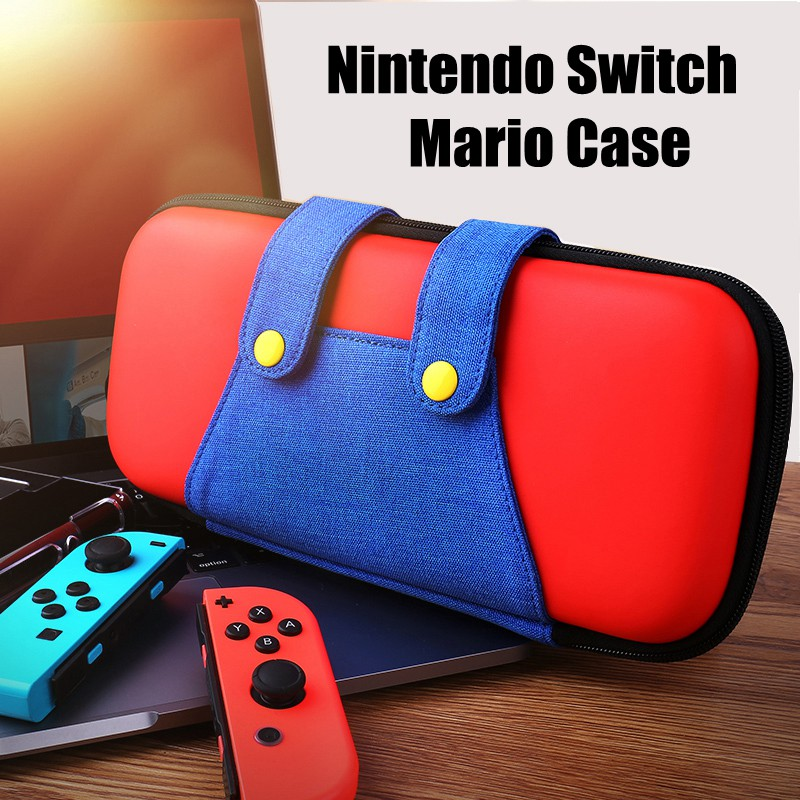 Nintendo Switch Console Mario Hard Shell Protective Case