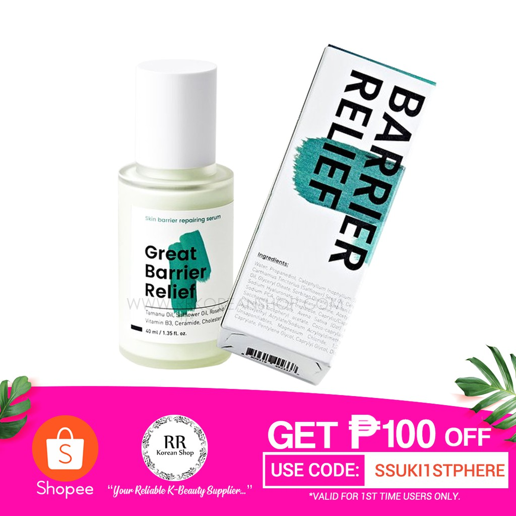 Krave Great Barrier Relief 40ml