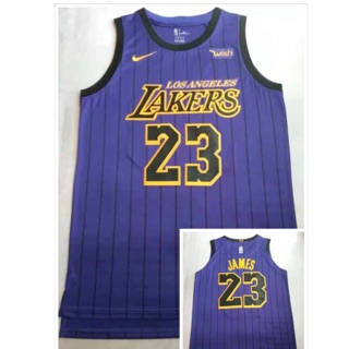 hot sale online b0f4a 12bf0 Lebron James Lakers Nike Jersey | Shopee Philippines