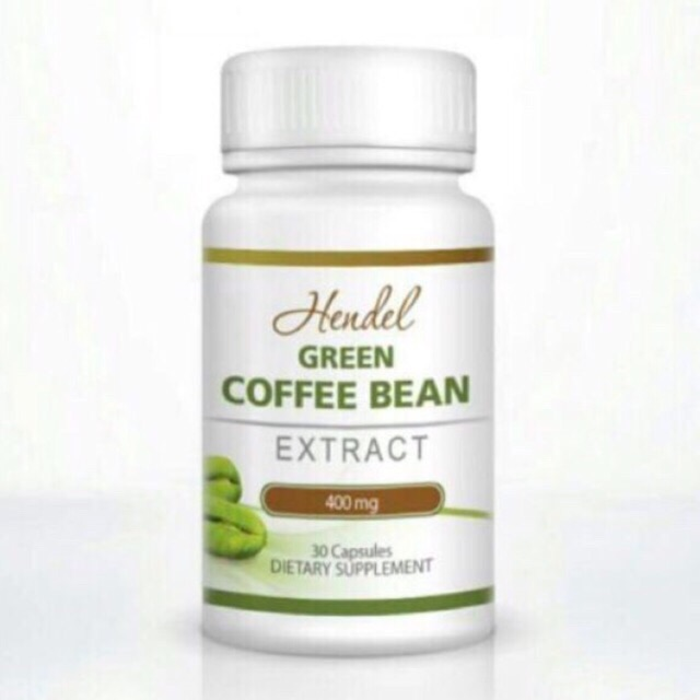 B1t1 Sale Green Coffee Bean Extract 30capsules Shopee Philippines