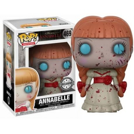 Funko Pop EXCL The Conjuring Bloody Annabelle  c06cfe0c940