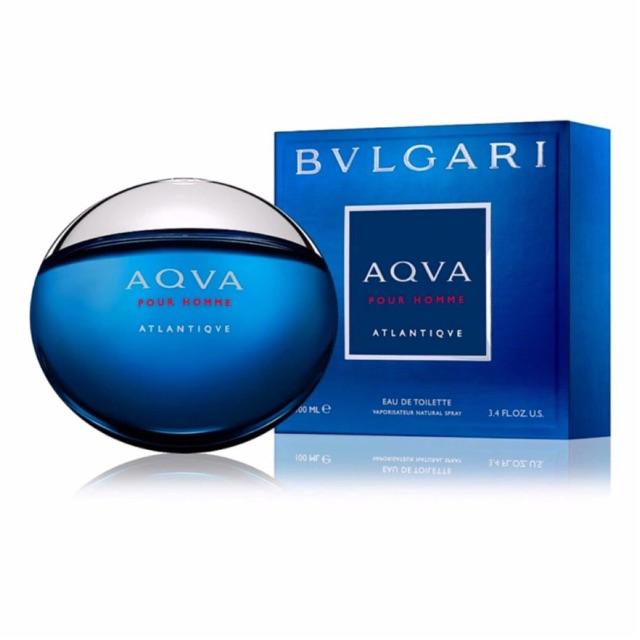 2f4bce547b Bvlgari Aqva Ferfume Atlantiqve Tester Perfume For Man 100ml | Shopee  Philippines