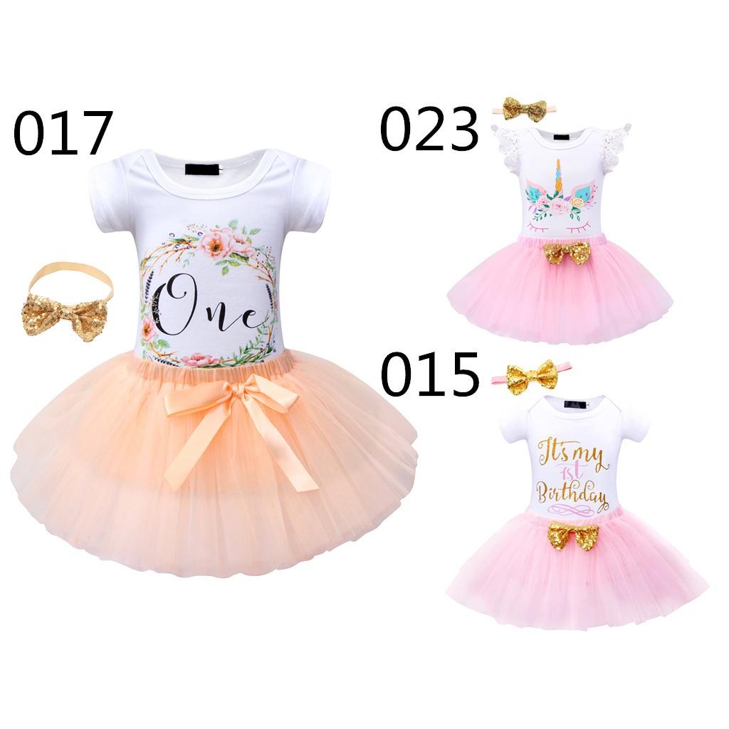 Ballet Tutu Princess Dress Up Dance Wear Party Girls Toddler Kids Skirt Surprise