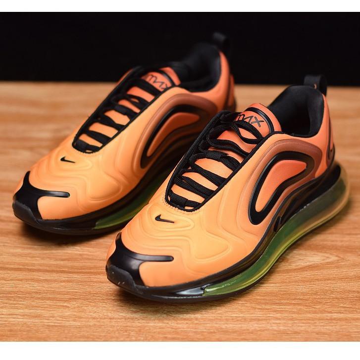 quemar cúbico precio  COD#Original Authentic Nike Air Max 720 Orange Running Shoes | Shopee  Philippines