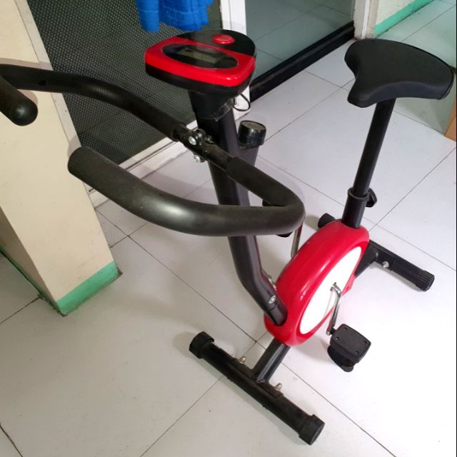 Wedo Zero Bike Stationary Bicycle Fitness Tool Shopee Philippines