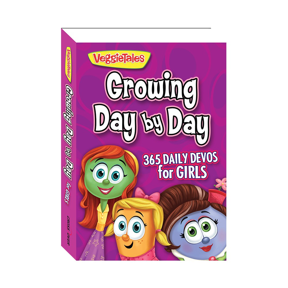 Veggietales Growing Day by Day 365 Daily Devos for Boys   Shopee Philippines