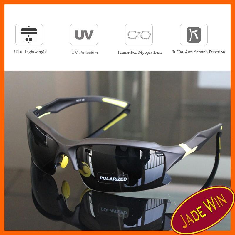 Polarized Sport Cycling Glasses Goggles Driving Fishing Sport Sunglasses UV400 1