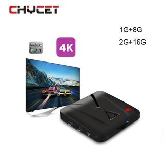 T95N Android 6 0 WIFI set-top box 1G 8G QHDTV France IPTV