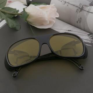 31843763ba6 Men Women Night Vision Driving Glasses Goggles Anti Glare Anti Wind Goggles