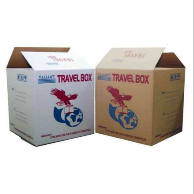 Valiant travel Boxes Balikbayan Box SALE grab only
