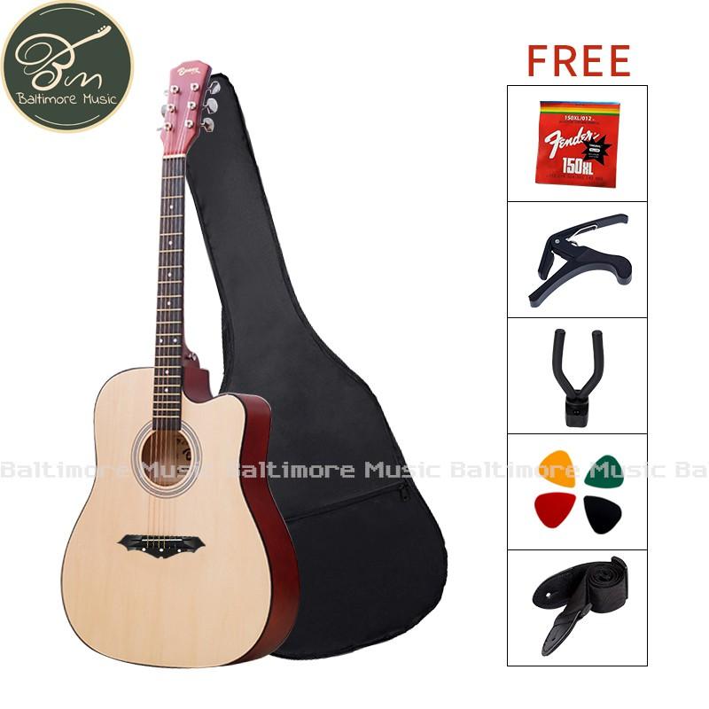 3 Sets Fender Acoustic Guitar Strings 11/'s and 9 FREE FENDER PICKS